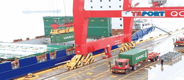 Oslo's Yilport-operated container terminal will receive two new STS gantry cranes
