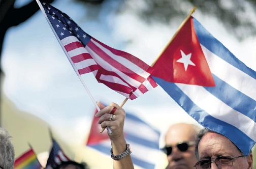 US issues new rules to open up business with Cuba, easing trade embargo
