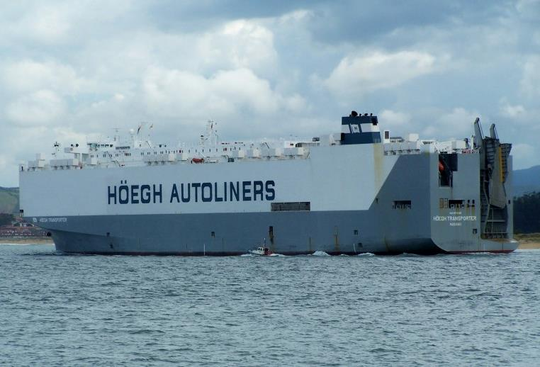 Weapons seized in UN vehicle shipment on board Norwegian ship in Kenya