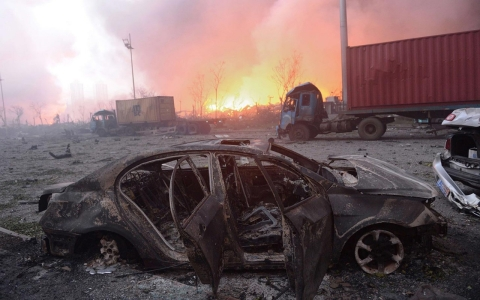 Insurers determine loss of Tianjin's August port explosions at US$3 billion