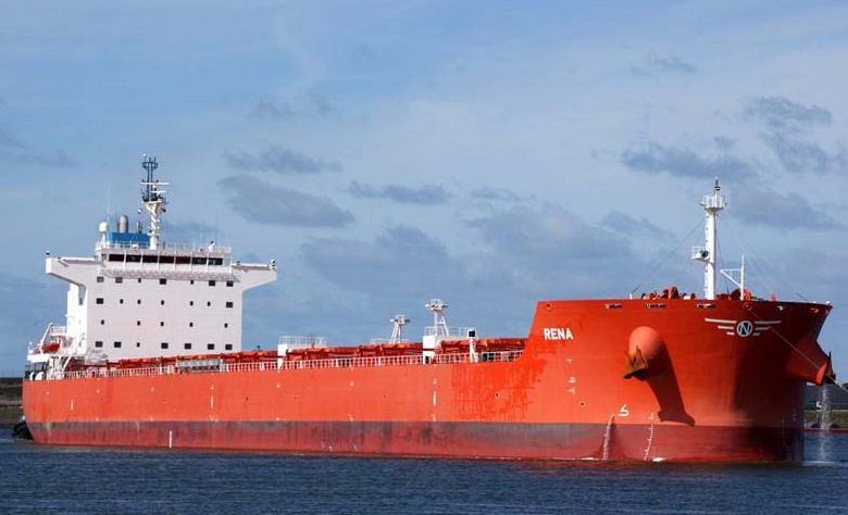 USCG detains Greek bulk carrier M/V RENA for fire-safety flaws