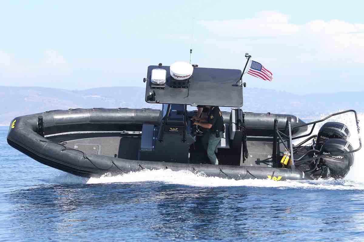 WILLARD MARINE TOURING NEW MISSION PRO™ 730 BOAT THROUGHOUT THE UNITED STATES