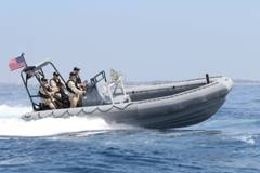 WILLARD MARINE UNVEILS NEW SEA FORCE® 777 RHIB AT PACIFIC SHOW IN AUSTRALIA THIS WEEK