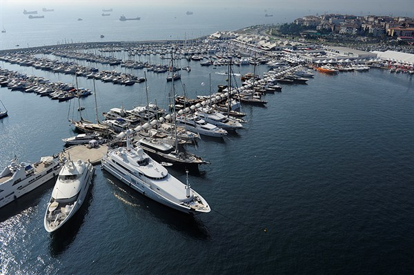35th International Istanbul Boat Show: 160 boats has been sold