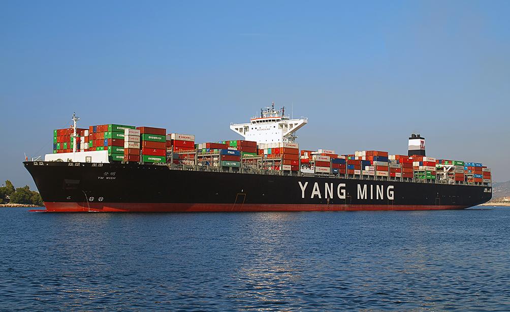 Seaspan takes in 14,000-TEUer from Korea's Hyundai Heavy Industries