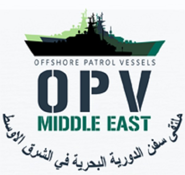 Offshore patrol vessel Mideast conference in Alexandria November 3-5