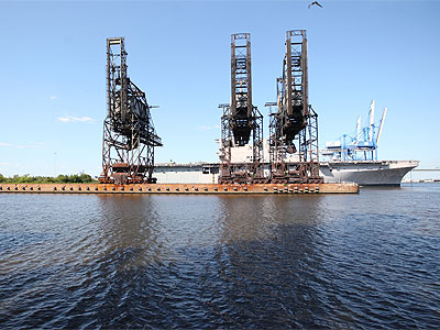 Dredging works at Port of Philadelphia on track with fresh federal funds
