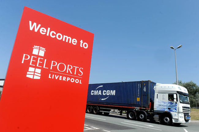 Peel Ports claims to build Europe's first semi-auto box shop at Liverpool2