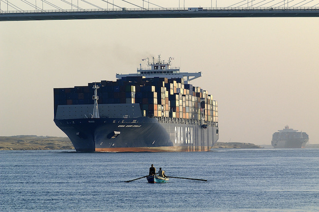 Gloomy outlook for containership charter rates