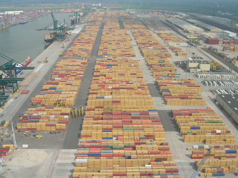 Top 12 cargo ports globally are underutilised