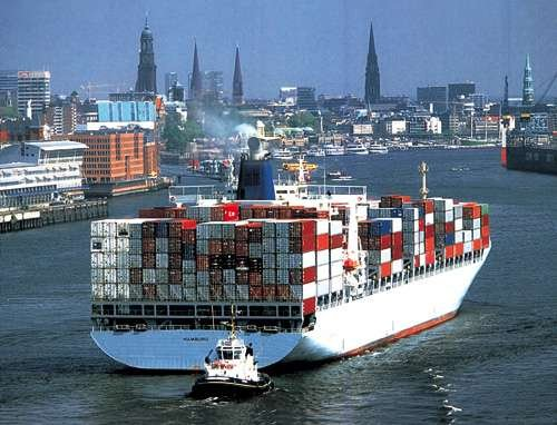 Sluggish container trade outlook with slowdown in world trade