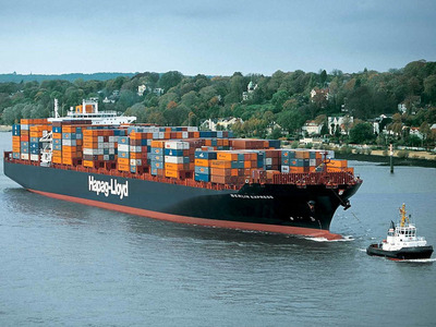 Hapag-Lloyd holds firm to its 2015 outlook on eve of public listing