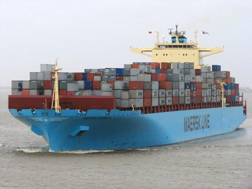 Maersk yet to decide on 14,000TEU boxship option
