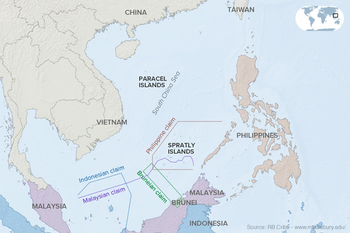 Hague court ruling drives 'stake through heart' of China's Spratlys claim