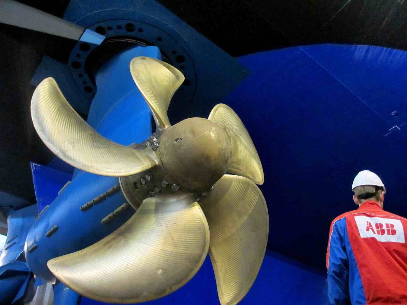 Carnival Corporation's new vessels to sail with ABB's Azipod propulsion