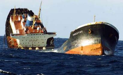 Tanker safety record tarnished by several incidents