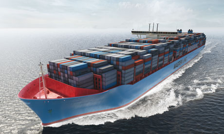 Box volume up slightly at South Africa's Transnet