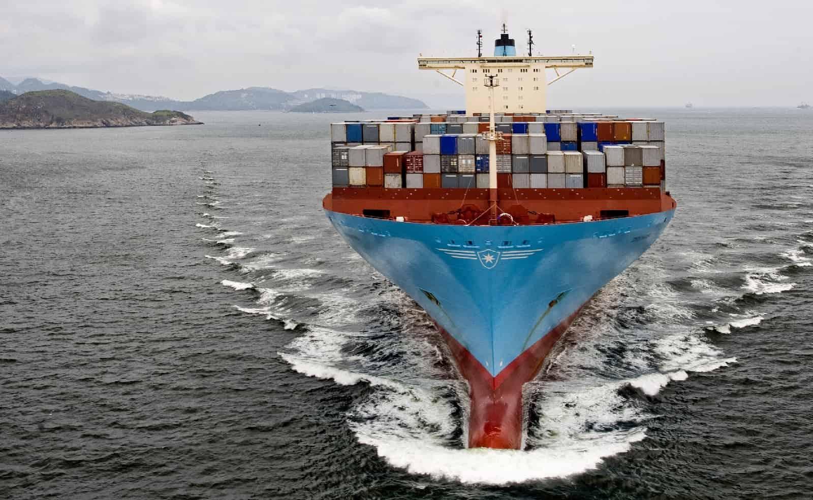 Maersk postpones optional newbuilding orders