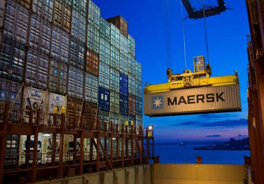 Maersk Line Q3 profit plunges 61pc