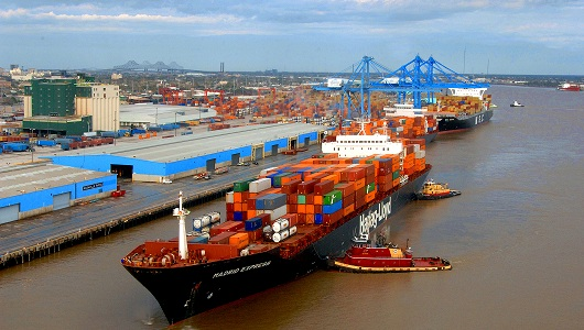 New Orleans box throughput surges 13pc to record 537,285 TEU