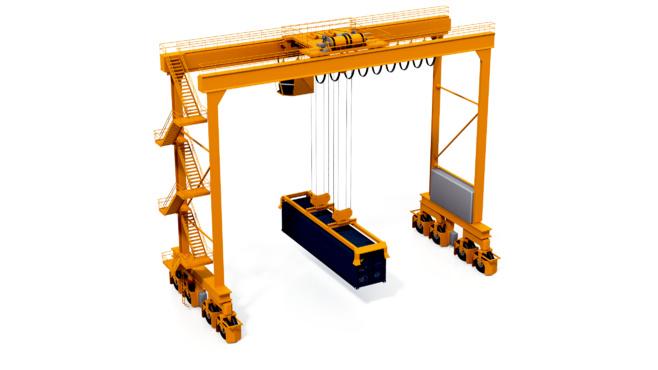 ICTSI's box terminal at Mexico's port receives 6 more Kalmar cranes