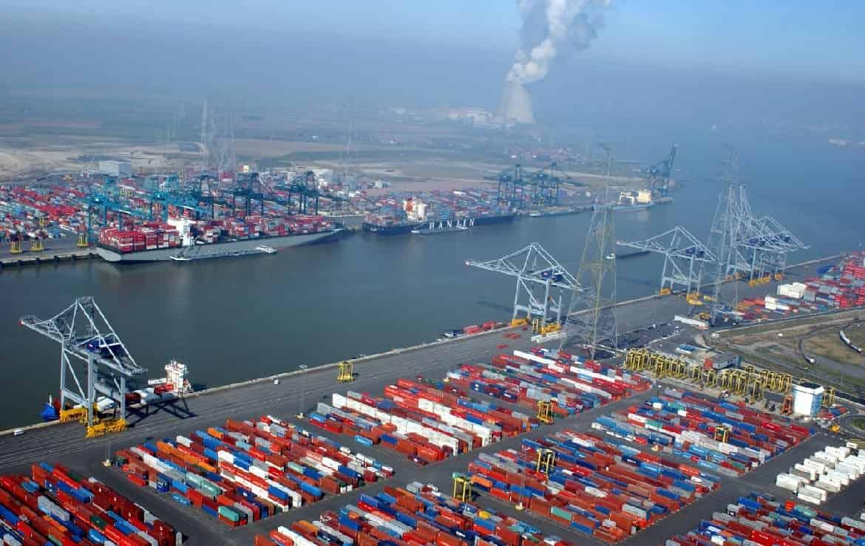 Antwerp bucks trend of falling Far East trade from Jan-Sep
