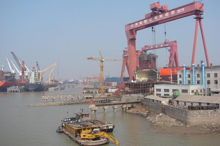 Ningbo Ocean Shipping to pay US$61m to buy Zhejiang Haigang Shipping