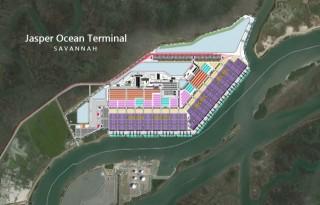 New JV accord on Jasper Ocean Terminal development