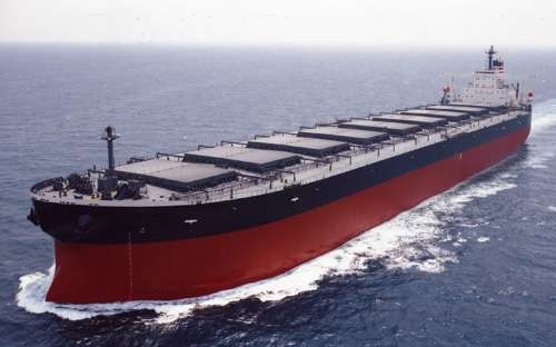 Dry bulk shipping record low a warning flag for global economy