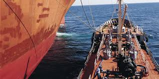 Canada: Use tankers to fuel ships at sea, expert says