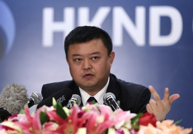 Hong Kong's HKND delays digging Nicaraguan canal after CEO's stock losses