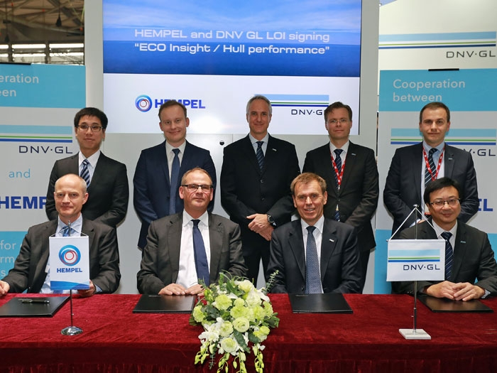 DNV GL, Hempel join to develop hull performance metrics to cut fuel bills