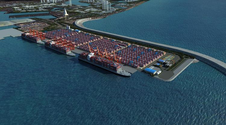 Colombo signs box shop deal with China Merchants, Zhanjiang Port Group