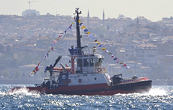 "Turkey's MedMarine takes delivery of second of a series of eight units; ""Efesan Port"""