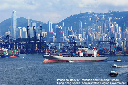 Hong Kong port down 8.1pc in Nov to 1.6 million TEU, Singapore off 15.9pc