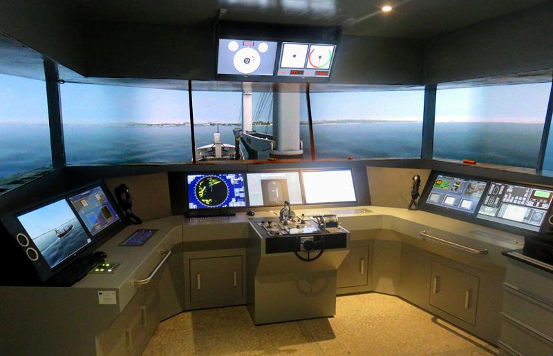 City of Burgas opts for VSTEP full mission bridge maritime simulator