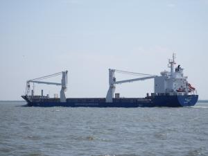 German Cargo Ship BBC Maple Lea Freed After Running Aground Near Montreal
