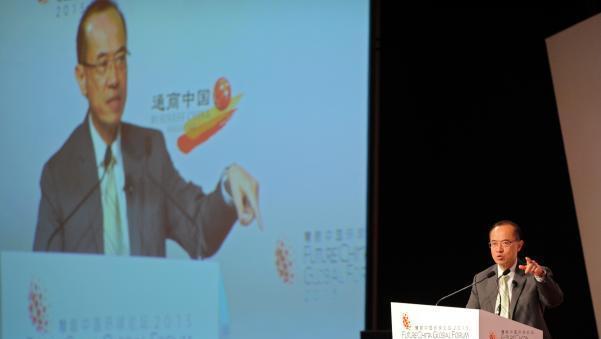 Kerry: opportunities await Hong Kong to exploit 'One Belt, One Road'