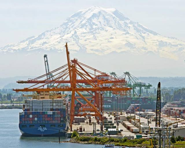 Box volume of Seattle-Tacoma rises 18pc in November to 283,945 TEU