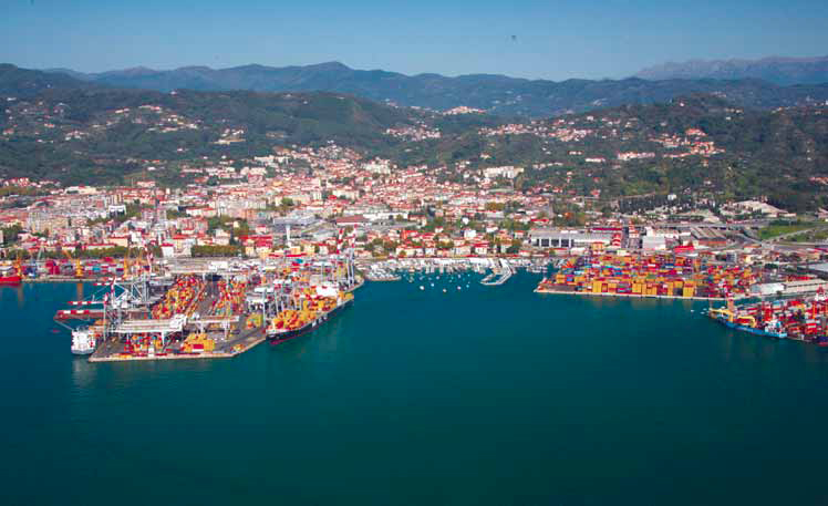 Italy's La Spezia port ready to handle mega-ships