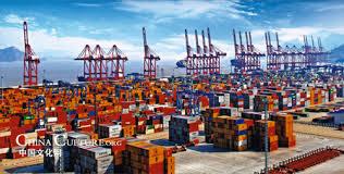 Ningbo-Zhoushan port handles record 20m TEU in 2015
