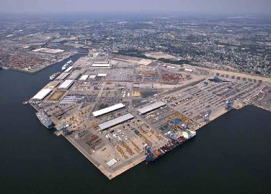 Baltimore port handles record 86,403 TEU in May