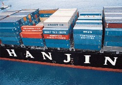 Hanjin, Hyundai too broke to access fund designed to help sickly sector