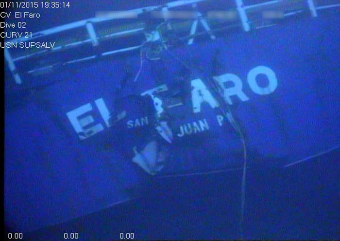 NTSB opens public docket on the probe into El Faro Sinking