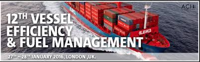 Ship and fuel efficiency summit to be held in London January 27-28
