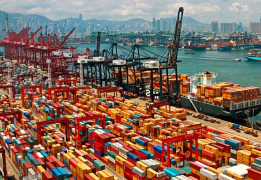 Shanghai still top box port, up 3.5pc to 36.54 million TEU, but profit off 4pc