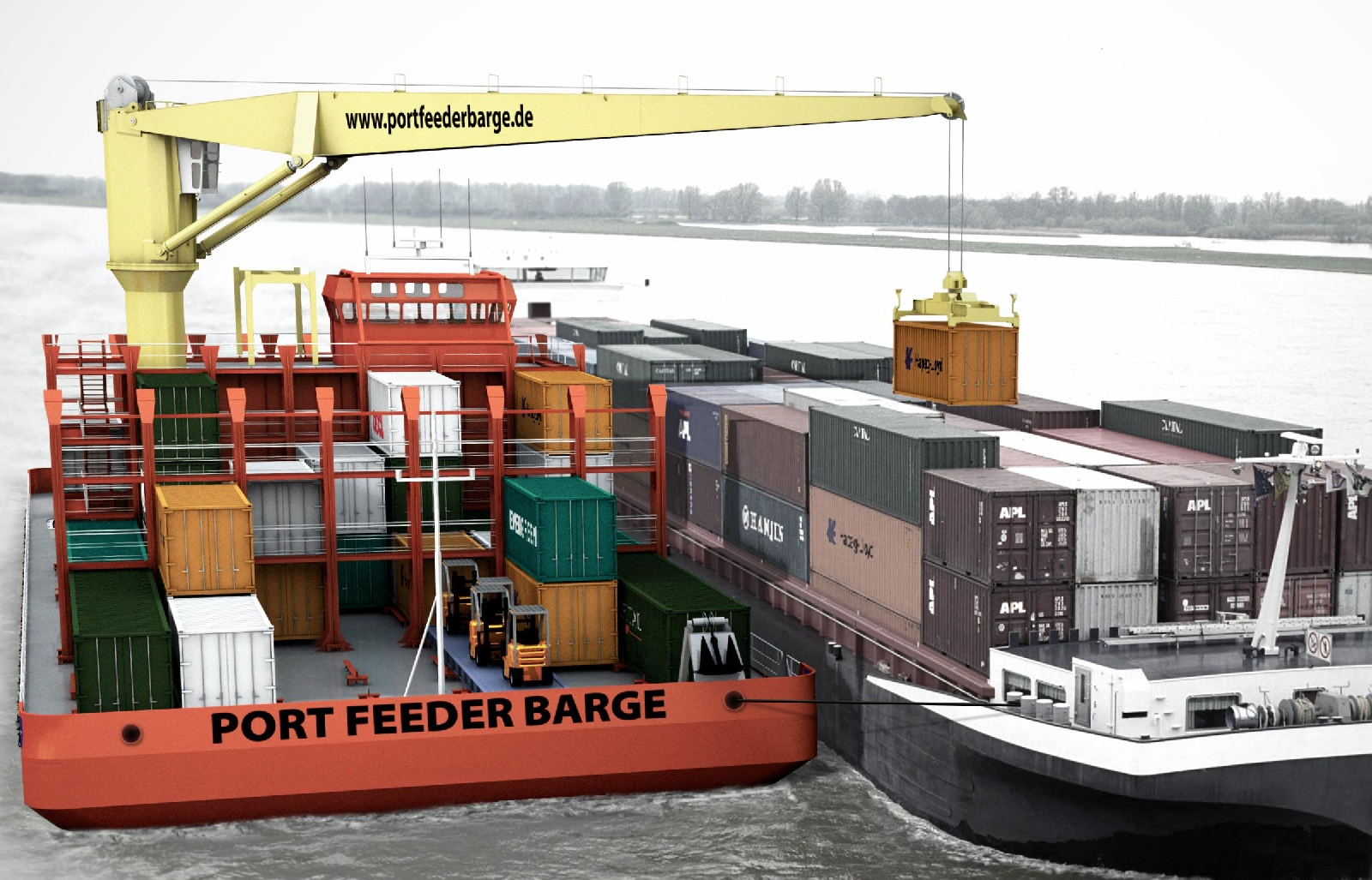 Use crane barges seaward of docked ships to ease congestion: expert