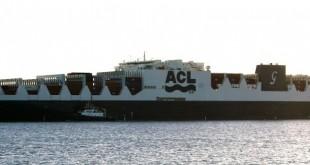 World's biggest con-ro ship makes inaugural call at Halifax