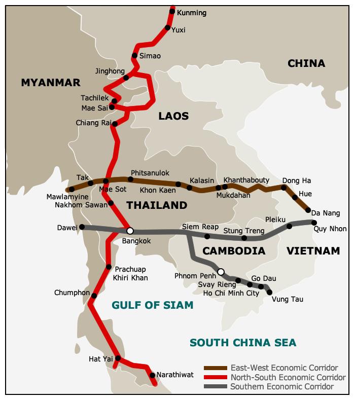Thailand set to emerge as ASEAN logistics hub, says Frost & Sullivan