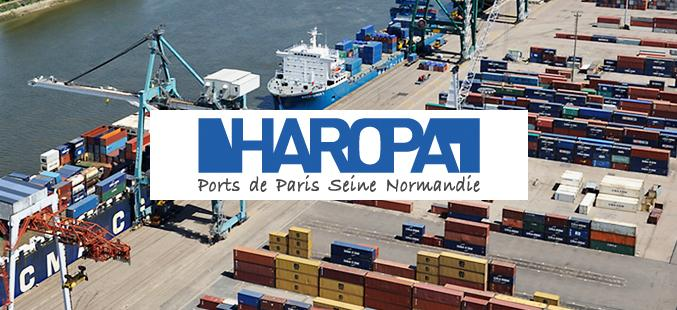 HAROPA is named 'Best Seaport in Europe' and 'Best Green Port'